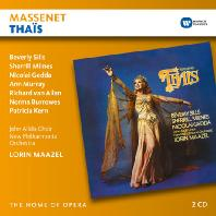 THAIS/ LORIN MAAZEL [THE HOME OF OPERA] [마스네: 타이스 - 마젤]