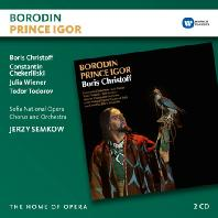 PRICE IGOR/ JERZY SEMKOW [THE HOME OF OPERA] [보로딘: 이고르 공 - 셈코프]