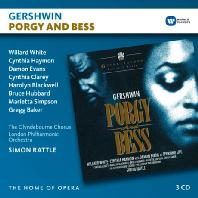 PORGY AND BESS/ SIMON RATTLE [THE HOME OF OPERA] [거쉬인: 포기와 베스 - 래틀]