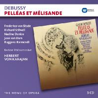 PELLEAS ET MELISANDE/ HERBERT VON KARAJAN [THE HOME OF OPERA] [드뷔시: 펠레아스와 멜리장드 - 카라얀]