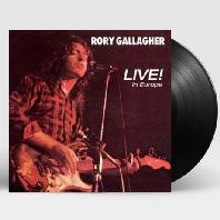 LIVE! IN EUROPE [180G LP]