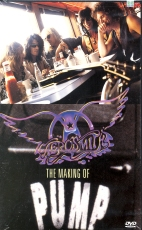 AEROSMITH/ THE MAKING OF PUMP