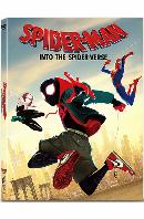 스파이더맨: 뉴 유니버스 4K UHD+BD [B 렌티큘러 오링 스틸북 한정판] [SPIDER-MAN : INTO THE SPIDER-VERSE]