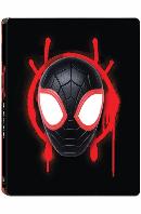 스파이더맨: 뉴 유니버스 3D+2D [마그넷 스틸북 한정판] [SPIDER-MAN : INTO THE SPIDER-VERSE]