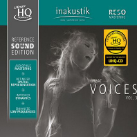 GREAT VOICES VOL.3 [REFERENCE SOUND EDITION] [U-HQ]