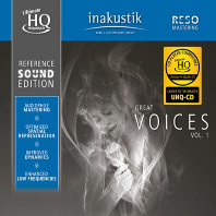 GREAT VOICES VOL.1 [REFERENCE SOUND EDITION] [U-HQCD]