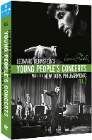 BERNSTEIN`S YOUNG PEOPLE`S CONCERTS VOL.2 [번스타인: 젊은이들의 콘서트 2집(17편 수록)] [한글자막]