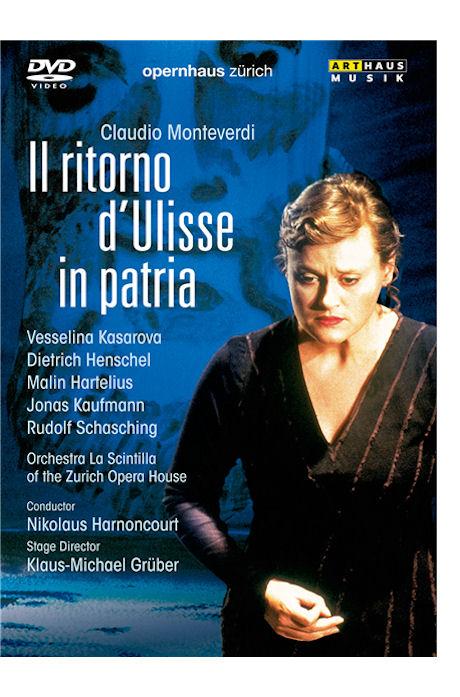 IL RITORNO D`ULISSE IN PATRIA/ NIKOLAUS HARNONCOURT [몬테베르디: 율리씨즈의 귀환]