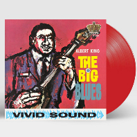 THE BIG BLUES [RED LP]