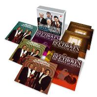 STRING QUARTETS THE 1964-1970 RECORDINGS/ JUILLIARD STRING QUARTET [베토벤: 현악 사중주 전집 - 줄리어드 현악 사중주단] [한정반]