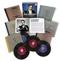 THE COMPLETE RCA AND COLUMBIA ALBUM COLLECTION [존 바비롤리: RCA, 콜럼비아 녹음 전집] [한정반]