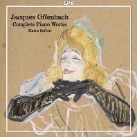 COMPLETE PIANO WORKS/ MARCO SOLLINI [오펜바흐: 피아노 작품 전곡 - 마르코 솔리니]