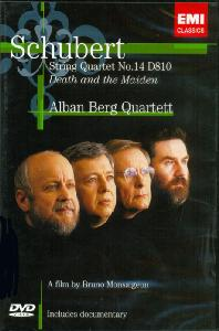STRING QUARTET NO.14 D810 DEATH AND THE MAIDEN/ ALBAN BERG QUARTETT