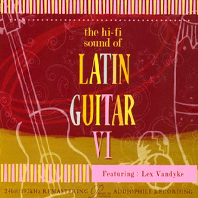 THE HI-FI SOUND OF LATIN GUITAR 6