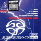SUPER ARTISTS ON SUPER AUDIO [SACD HYBRID]