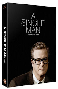 싱글맨: TYPE A [한정판] [A SINGLE MAN] / (미개봉) 무비스틸카드(8종)+40p.책자/아웃케이스