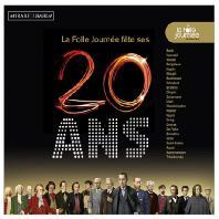 LA FOLLE JOURNEE FETE SES 20 ANS [라 폴 주르네 음악제 20주년 기념 앨범]