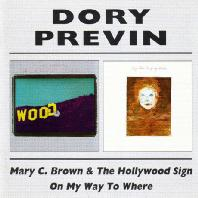 MARY C. BROWN AND THE HOLLYWOOD SIGN+ON MY WAY TO WHERE