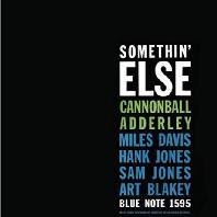 SOMETHIN' ELSE [LIMITED EDITION] [UHQ-CD]