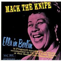 MACK THE KNIFE - ELLA IN BERLIN [LIMITED EDITION] [UHQ-CD]