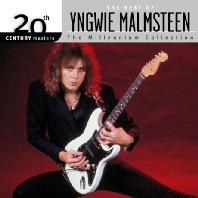 YNGWIE MALMSTEEN - THE BEST OF YNGWIE MALMSTEEN/ 20TH CENTURY MASTERS THE MILLENNIUM COLLECTION