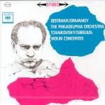 VIOLIN CONCERTOS/ DAVID OISTRAKH, EUGENE ORMANDY [ORIGINALS]