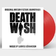 DEATH WISH: MSIC BY LUDWIG GORANSSON [데스 위시] [180G RED LP]