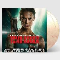 TOMB RAIDER [툼 레이더] [180G CLEAR RED MIXED LP]