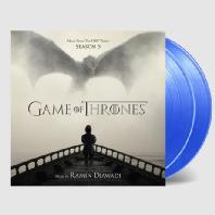 GAME OF THRONES SEASON 5 [왕좌의 게임 시즌 5] [180G CLEAR BLUE LP]