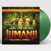 JUMANJI: WELCOME TO THE JUNGLE [MUSIC BY HENRY JACKMAN] [쥬만지: 새로운 세계] [180G GREEN LP]