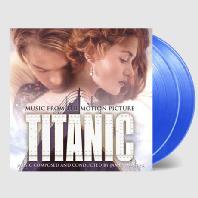 TITANIC [타이타닉] [180G CLEAR BLUE LP]
