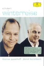 WINTERREISE/ THOMAS QUASTHOFF, DANIEL BARENBOIM