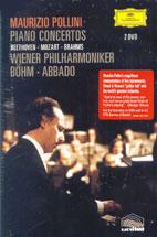 PIANO CONCERTOS/ <!HS>KARL<!HE> BOHM, CLAUDIO ABBADO