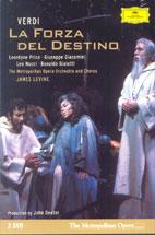LA FORZA DEL DESTINO/ LEVINE