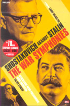 THE WAR SYMPHONIES/ STALIN