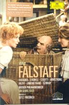FALSTAFF/ GEORG SOLTI