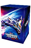 가디언즈 오브 갤럭시 2 [3D+2D] [원클릭 박스 스틸북 한정판] [GUARDIANS OF THE GALAXY VOL.2]