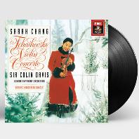 TCHAIKOVSKY VIOLIN CONCERTOS & BRAHMS HUNGARIAN DANCES/ COLIN DAVIS [차이코프스키: 바이올린 협주곡, 브람스: 헝가리 무곡 - 사라 장] [180G LP]