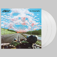 NO GEOGRAPHY [180G WHITE LP] [한정반]