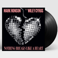 """NOTHING BREAKS LIKE A HEART: FEAT. MILEY CYRUS [2019 RECORD STORE DAY] [12"""" SINGLE LP]"""
