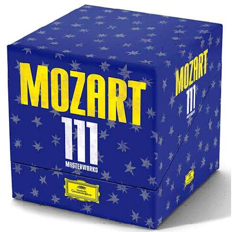 MOZART 111: MASTERWORKS [모차르트 111 박스세트] [한정반]