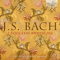 바흐-토카타 BWV910~916