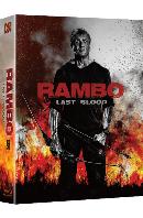 람보: 라스트 워 [렌티큘러 풀슬립 한정판] [RAMBO: LAST BLOOD]