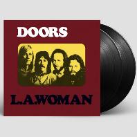 L.A. WOMAN [200G 45RPM LP]