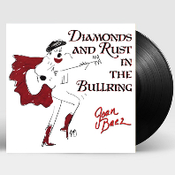 DIAMONDS AND RUST IN THE BULLRING [200G 45RPM LP]