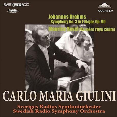 SYMPHONY NO.3/ CARLO MARIA GIULINI