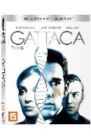 가타카 4K UHD+BD [슬립케이스 한정판] [GATTACA]
