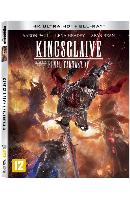 킹스글레이브: 파이널 판타지 15 [4K UHD+BD] [슬립케이스 한정판] [KINGSGLAIVE : FINAL FANTASY XV]