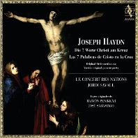 THE 7 LAST WORDS OF CHRIST ON THE CROSS/ JORDI SAVALL