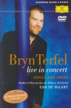 BRYN <!HS>TERFEL<!HE>/ LIVE IN CONCERT/ DTS
